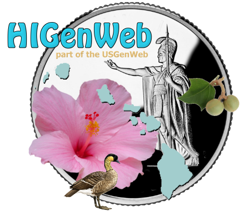 Census records, Hawaii County HIGenWeb